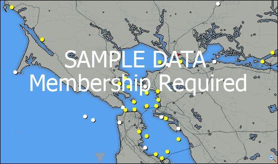 Ikitesurf Com Ca Sf North Bay Wind Data