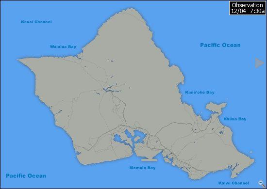 Ikitesurf Com Hi Oahu Wind Data